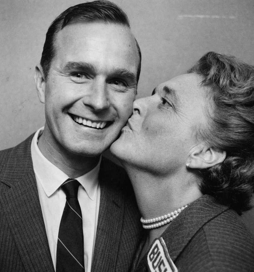 George & Barbara